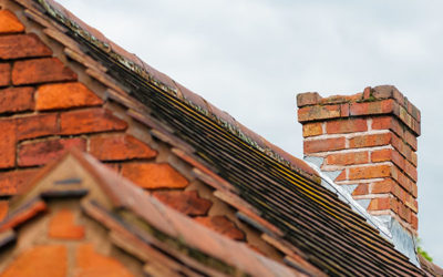 Leaking Chimney Can Come Heavy Summer Rains
