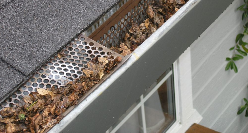 Gutter Guards - Keep From Cleaning Gutters