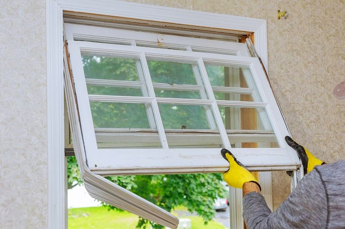 Quick-Fix Solutions to a Drafty Window