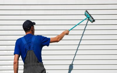Tips for Properly Cleaning Siding