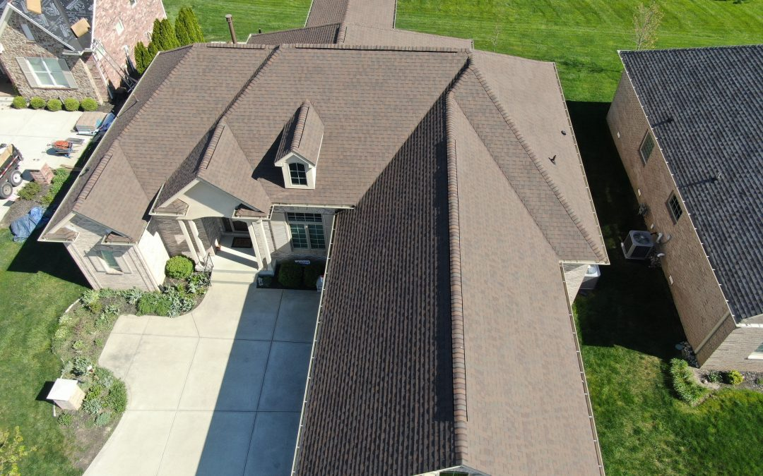 Hail Damage to your roof in Carmel